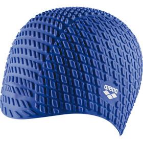 arena Bonnet Silicone Badmuts, blue